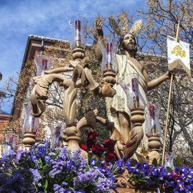 Cristo resucitado - Semana Santa Herencia