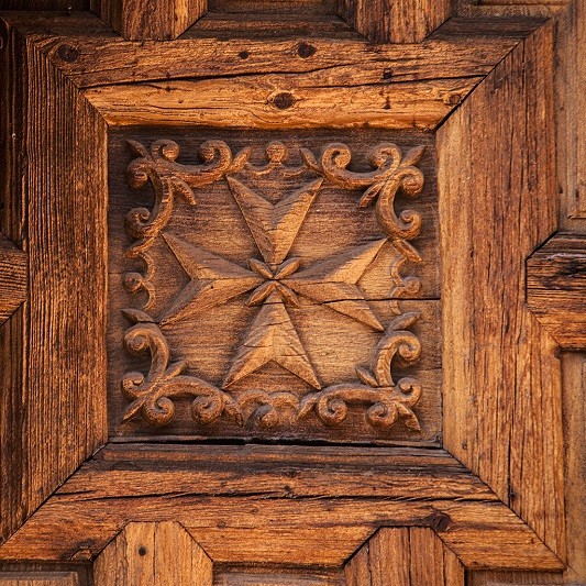 Detalles del patrimonio civil de Herencia