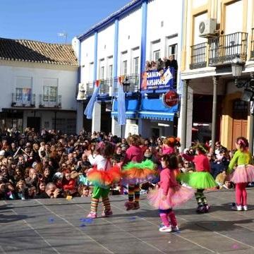 diversión carnaval de Herencia