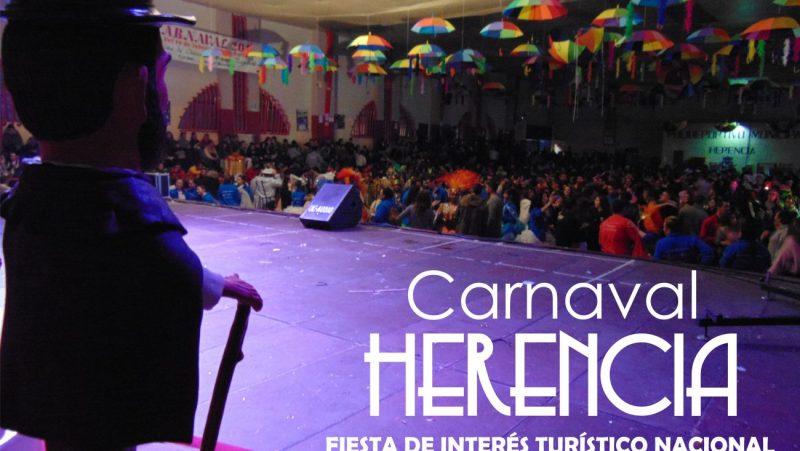 El Carnaval de Herencia declarado Fiesta de Interés Turístico Nacional
