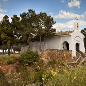 Ermita de San Cristobal en Herencia Ciudad Real