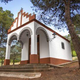 Ermita de San Isidro en Herencia Ciudad Real