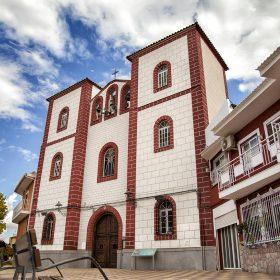 Ermita de el Cristo en Herencia Ciudad Real
