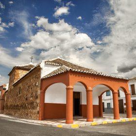 Ermita de la Labradora en Herencia Ciudad Real