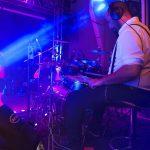 Orquesta en el auditorio de verano - Carnaval de Herencia