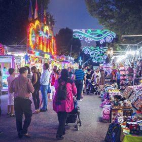 Recinto ferial - Ferias y Fiestas de Herencia
