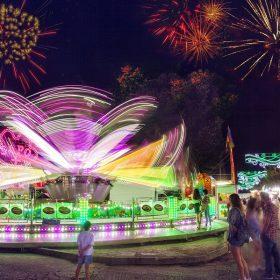 atracciones en Ferias y Fiestas de Herencia