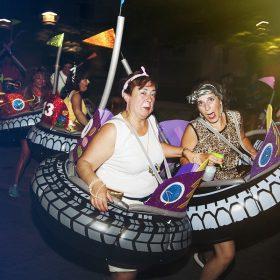 grupo de carnaval playero - Carnaval de verano Herencia